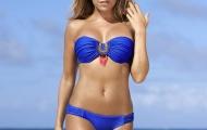 Sylvie Meis khoe thân hình như mời gọi qua đồ bikini