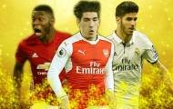 Đội hình U21 sáng giá nhất thế giới