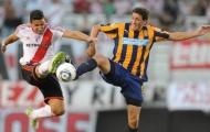 River Plate vs Rosario Central (Chung kết Copa Argentina 2016)