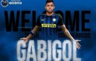 Những pha xử lý ấn tượng của Gabigol (Inter Milan)