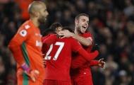 5 điểm nhấn Liverpool 4-1 Stoke City: Sự ngớ ngẩn của hàng phòng ngự Stoke