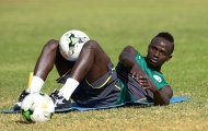 Sao Liverpool lẻ loi trong ngày đầu tập trung cùng tuyển Senegal