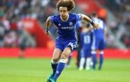 Luiz đã biến thành fan của Kante từ thời điểm này