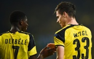 5 sao trẻ đầy hứa hẹn thuộc quyền sở hữu của Borussia Dortmund