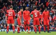 Chùm ảnh: Liverpool cúi mặt ngay tại Anfield trước Bầy sói