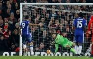 Vì sao Mignolet không đáng bị Gerrard chỉ trích