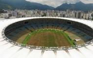 Khung cảnh hoang tàn khó tin của sân Maracana huyền thoại