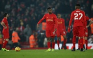 6 ngôi sao Liverpool sẽ bị Klopp thanh lý cuối mùa này