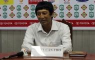 HLV Quang Bảo tiết lộ cầu thủ hay nhất trận HAGL 3-0 Cần Thơ