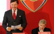 Kroenke tăng lương, quyết giữ Wenger