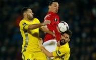 Chùm ảnh: Các ngôi sao Man United 'cóng' chân trước Rostov