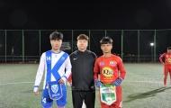 U17 HAGL JMG tiếp tục tạo cú sốc trên đất Hàn Quốc