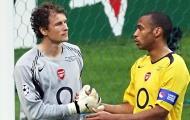 Henry: Đá như vậy, tôi sẽ bị Lehmann đấm vỡ mặt