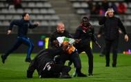Bạo loạn dữ dội trong trận đấu giữa Bờ Biển Ngà và Senegal