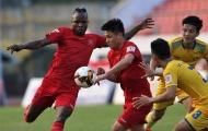 Hải Phòng 1-1 Sông Lam Nghệ An (Vòng 11 V-League 2017)