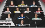 Đội hình tiêu biểu vòng 27 Bundesliga: Những anh hùng 'giết' Hùm