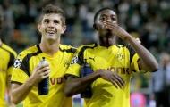 Dembele & Pulisic - Cặp đôi đẻ trứng vàng cho Dortmund