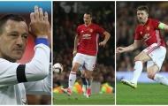 Ibra, Carrick, Terry và những ngôi sao Premier League sẽ tự do hè này