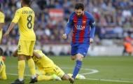 Cuộc đua Chiếc giày vàng châu Âu: Messi sắp sánh kịp Ronaldo