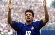 Roberto Baggio - Tóc đuôi ngựa thần thánh của người Ý
