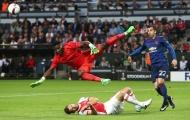 Bàn thắng kết liễu Ajax của Henrik Mkhitaryan