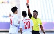 U20 Việt Nam có thể phải trả giá vì phạm lỗi quá nhiều ở World Cup