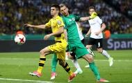 Thay người bất đắc dĩ đem về chiếc cúp cho Dortmund