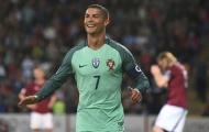 Ứng cử viên Confeds Cup 2017: Bồ Đào Nha – Quyền năng từ Cristiano Ronaldo