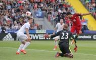 Highlights: U21 Bồ Đào Nha 2-0 U21 Serbia (Bảng B U21 Châu Âu)