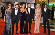 Xavi, Puyol, Aguero bảnh bao trong tiệc cưới có một không hai của Messi