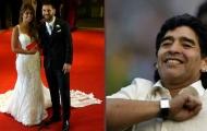 Không được mời đến đám cưới Messi, Maradona nói gì?