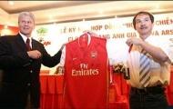 AFF chỉ ra lý do HAGL chia tay Arsenal