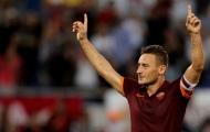 CHÍNH THỨC: AS Roma xác nhận Totti sẽ quay lại