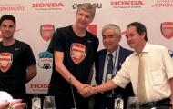 Lãnh đạo HAGL tiết lộ lý do chia tay với Arsenal