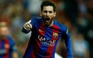 Messi sẽ ký hợp đồng với Barca sau tuần trăng mật
