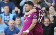 THỐNG KÊ: Aguero khiến cả Ngoại hạng Anh khiếp sợ
