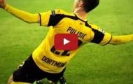 Tài năng đặc biệt của Christian Pulisic - Dortmund