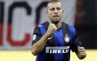 Walter Samuel: Bức tường thành của Inter Milan