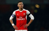 Hạ giá hết cỡ, Arsenal thanh lý thành công Gibbs