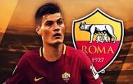 Patrik Schick, chào mừng đến AS Roma