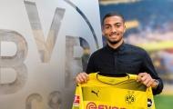 CHÍNH THỨC: Dortmund chiêu mộ hậu vệ trẻ tài năng