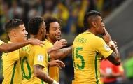 Brazil 2-0 Ecuador: Khúc samba rộn ràng