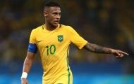 Màn trình diễn của Neymar trước Ecuador