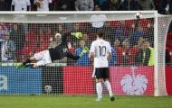 CH Czech 1-2 Đức: Siêu phẩm vẫn chưa đủ với nhà vua