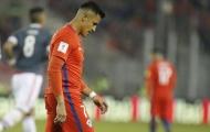 Màn trình diễn của Alexis Sanchez vs Paraguay