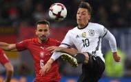 Màn trình diễn của Mesut Ozil vs CH Czech