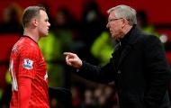Rooney bất ngờ tiết lộ về cách cư xử với học trò của Sir Alex