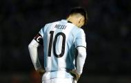 Bất lực chia điểm với Venezuela, Argentina lỡ cơ hội vào Top 4