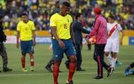 Ecuador 1-2 Peru: Valencia cúi đầu nhìn Peru bay vào Top 4