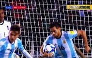 Highlights: Argentina 1-1 Venezuela (Vòng loại World Cup)